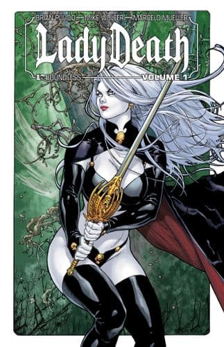 LADY DEATH (ONGOING) TP VOL 01 (MR)